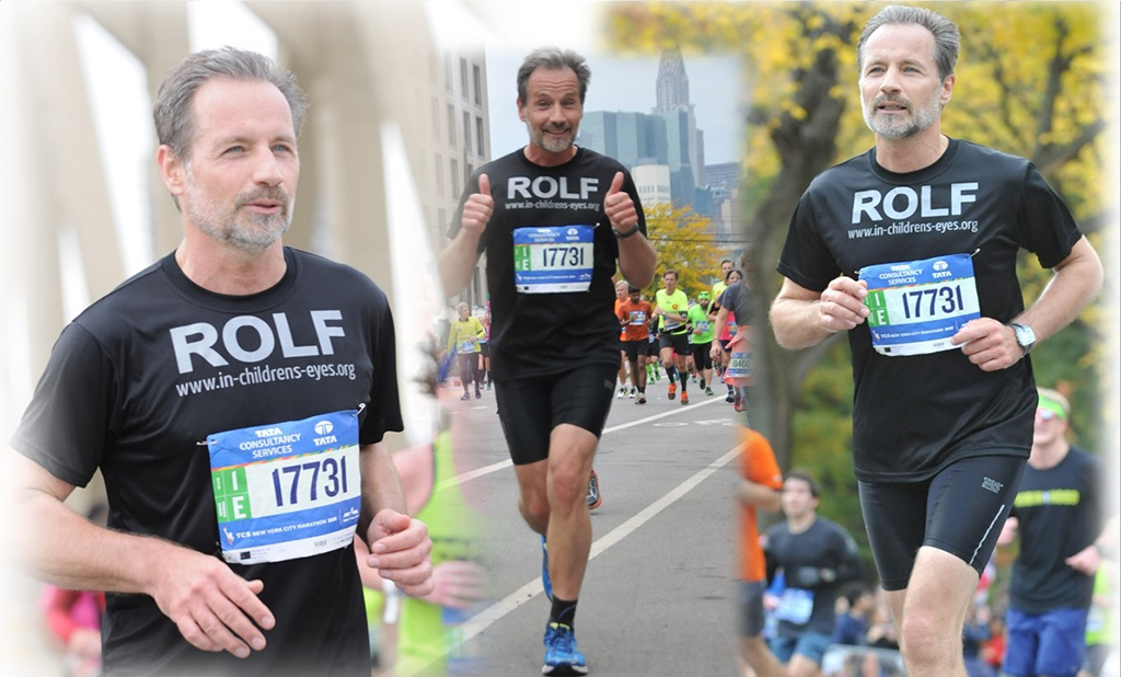 Spendenlauf New York (US) 01. November 2015