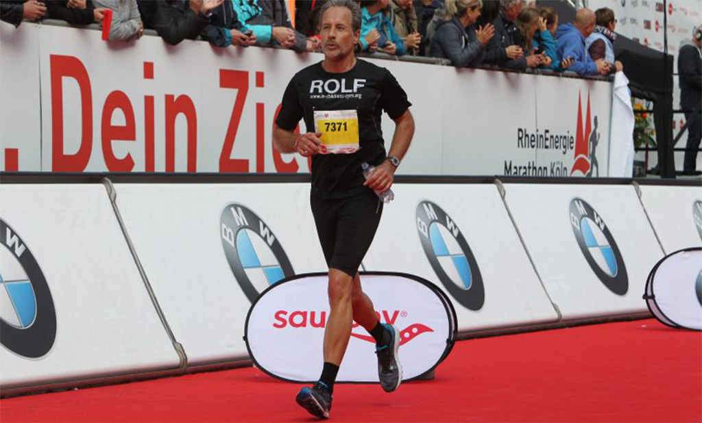 Charity run Cologne (GER) 07 October 2018